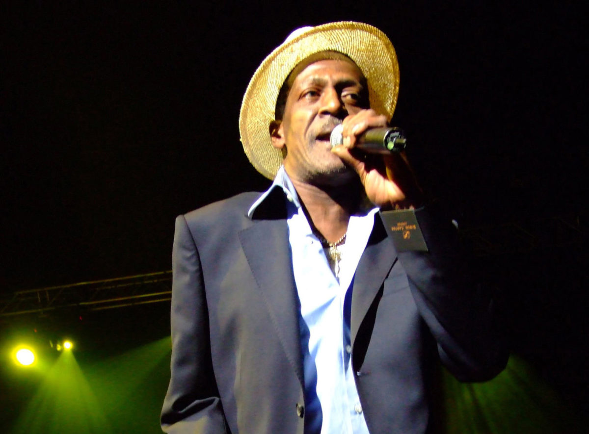 Gregory Isaacs, mister « Cool ruler », est mort