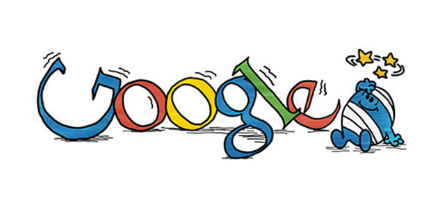 Google Doodle - Little Miss Whoops
