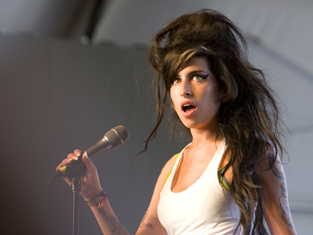 Amy Winehouse at Coachella