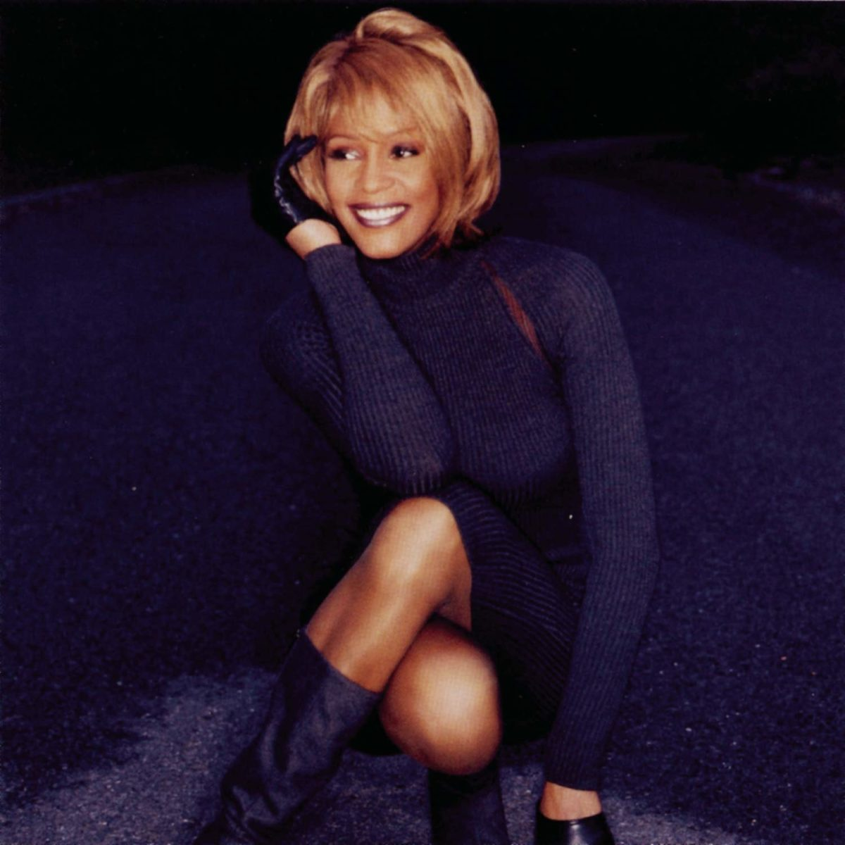 Your Love is My Love de WhitneyHouston