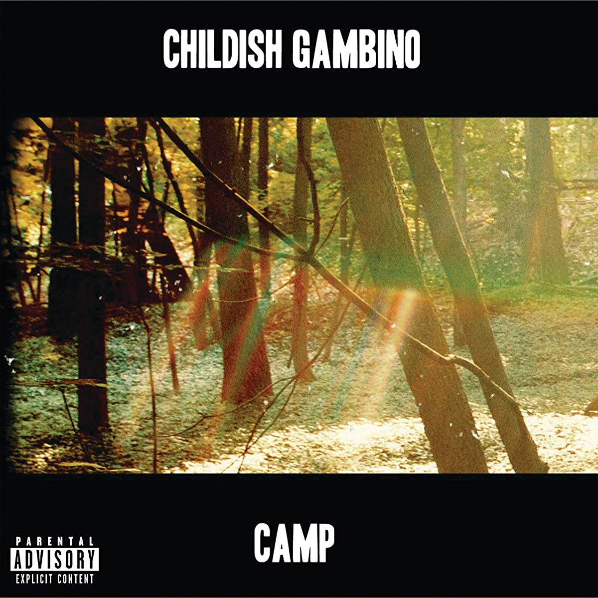 CAMP, le premier album studio de Childish Gambino