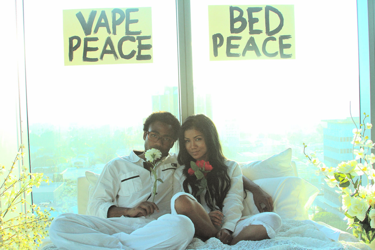 Bed Peace de Jhené Aiko et Childish Gambino