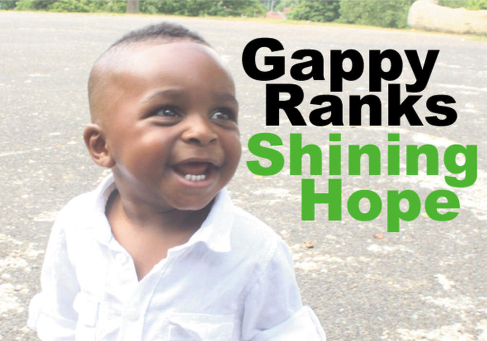 Shining Hope de Gappy Ranks