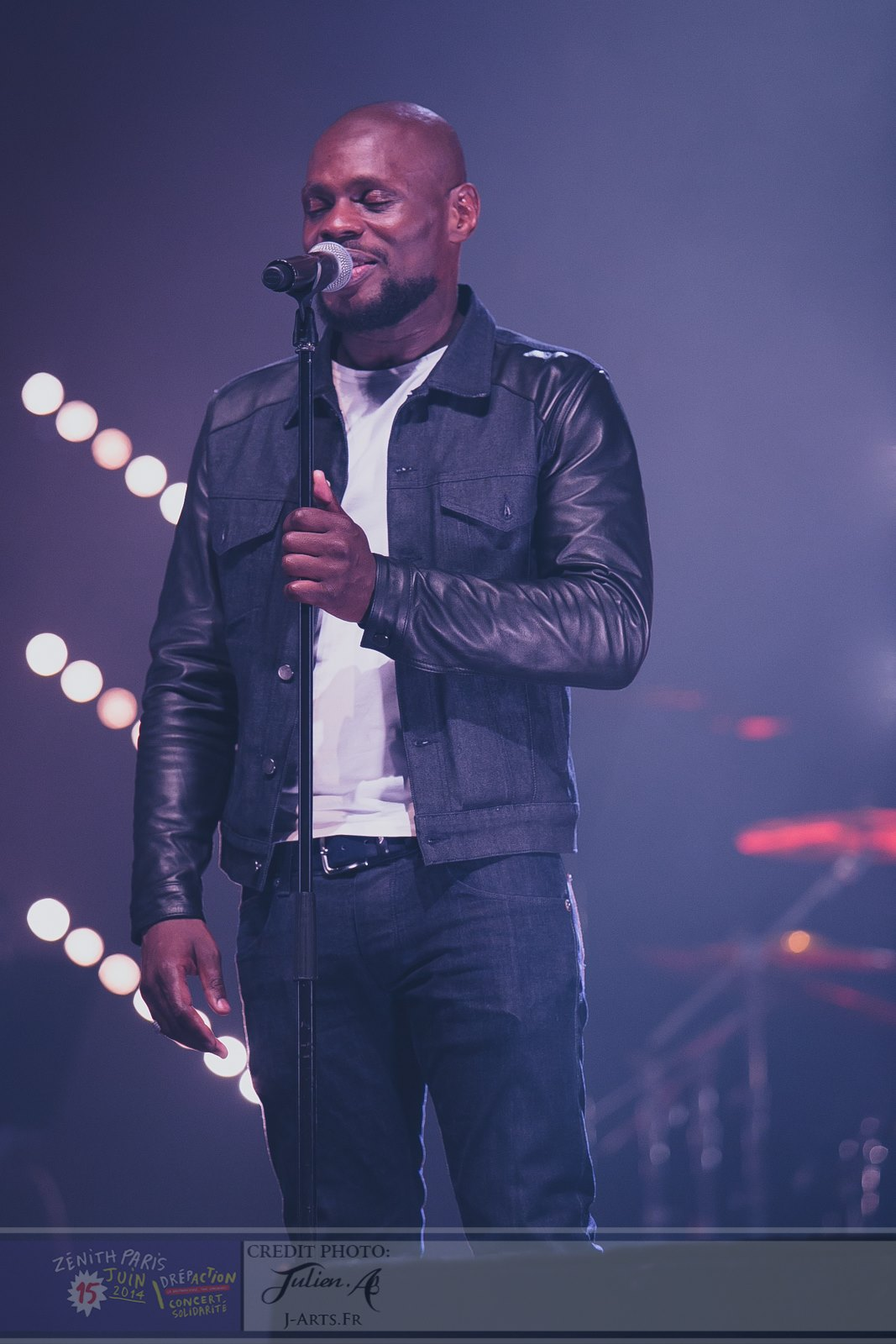 Kery James pendant le Drépaction 2014