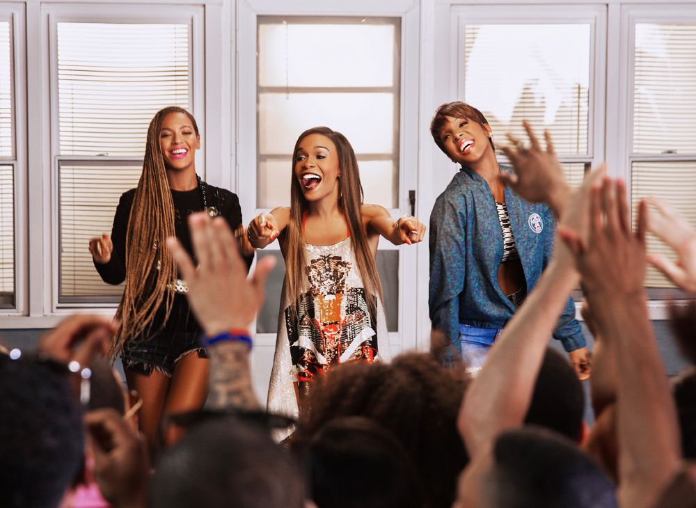 Say Yes de Michelle Williams, Beyoncé et Kelly Rowland