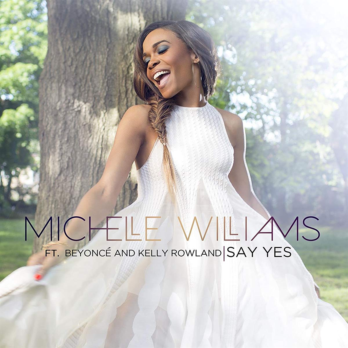 Say Yes de Michelle Williams