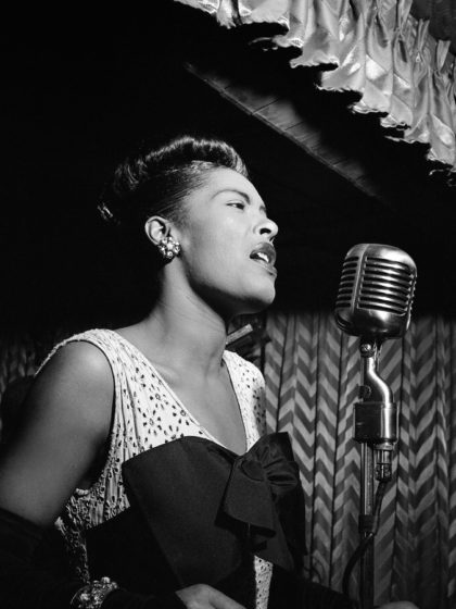 WordPress 4.3, Billie Holiday