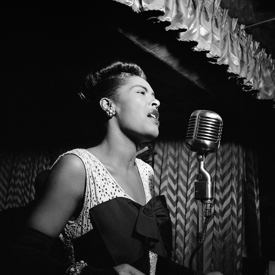 WordPress 4.3 : Billie Holiday