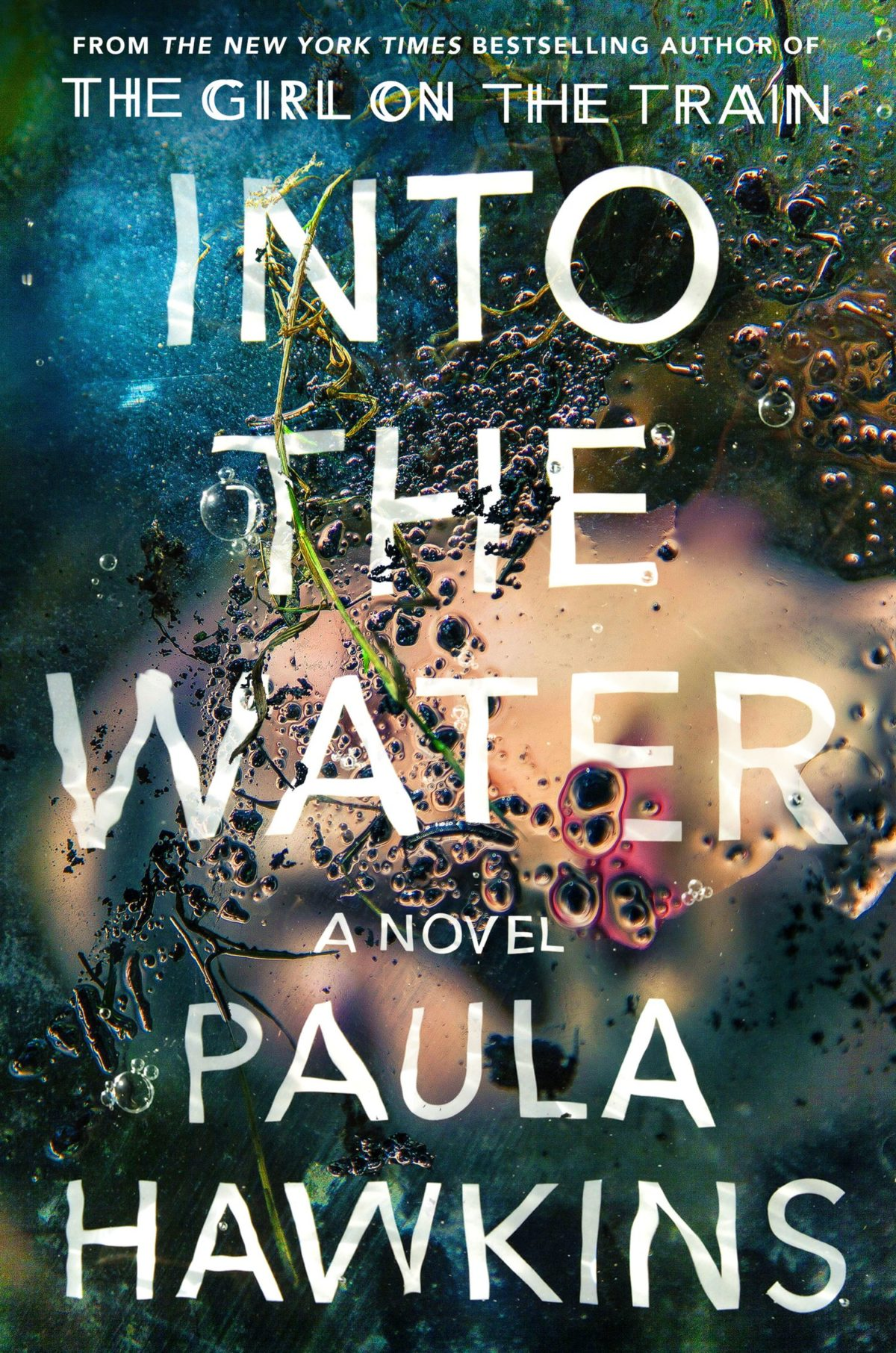 Into the water de Paula Hawkins, un panel de narrateurs pour un livre plein de noirceur