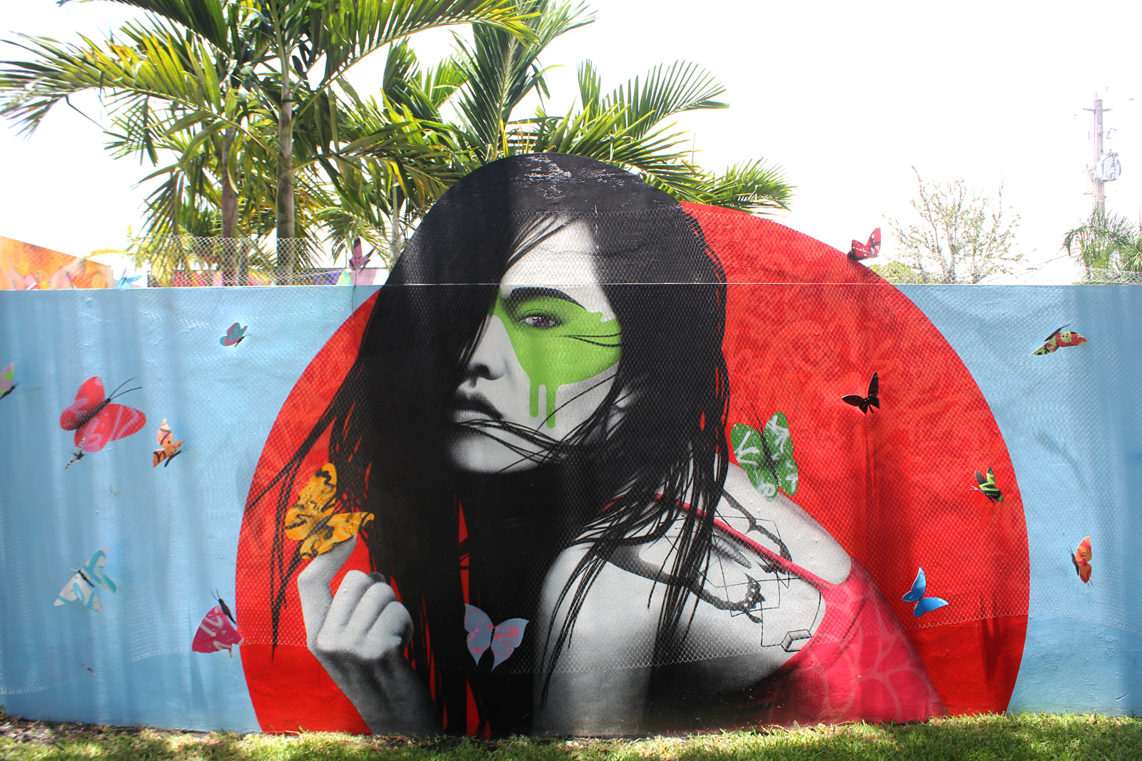 Fin DAC à Wynwood Walls