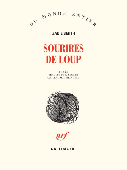 Sourires de loup de Zadie Smith