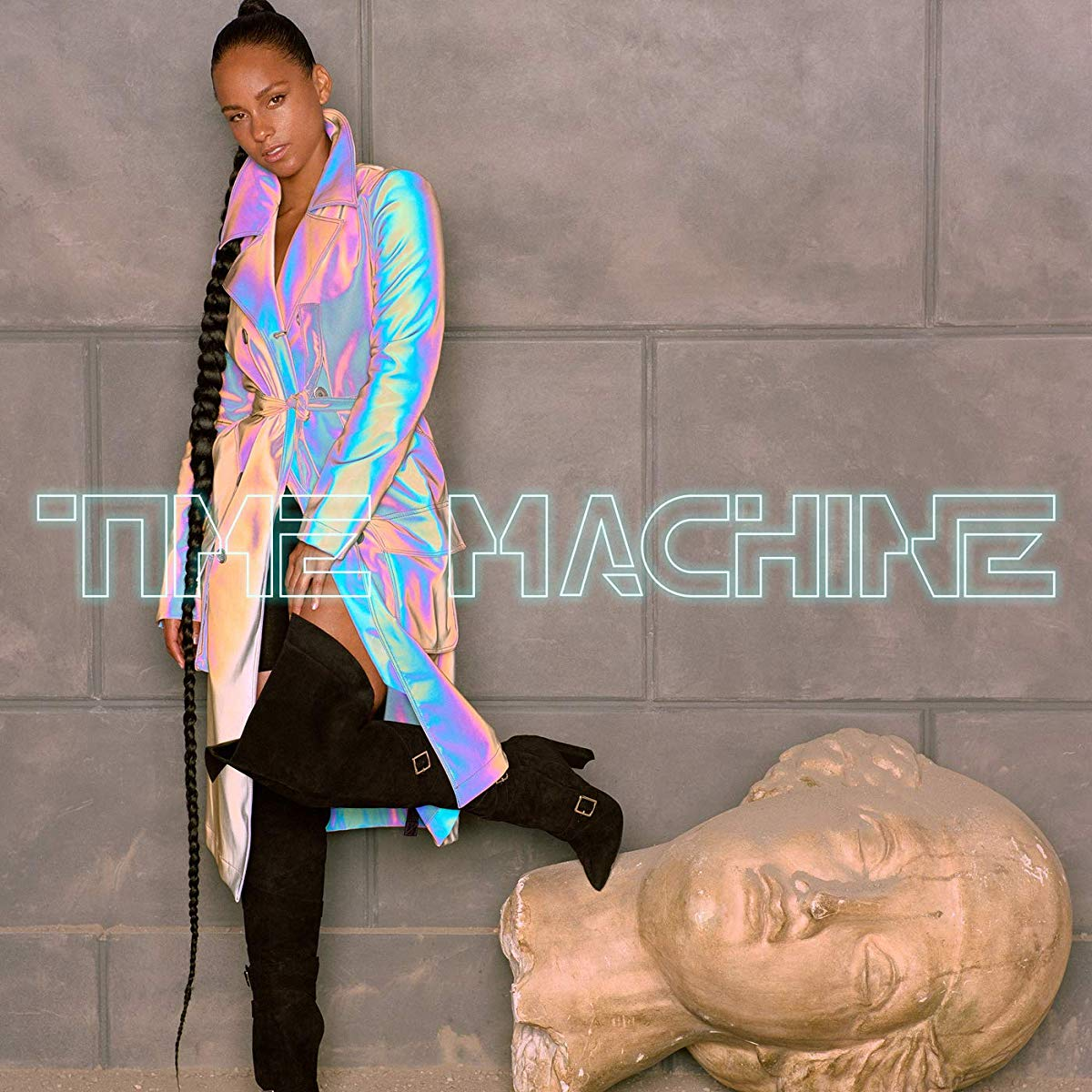 Time Machine d'Alicia Keys, entre pop et hip-hop, un arc-en-ciel de couleurs