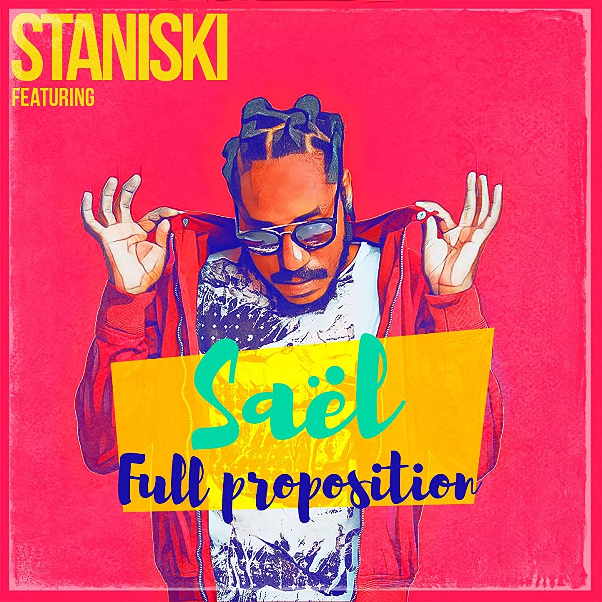 Full Proposition de Staniski et Saël, une composition aux notes reggae
